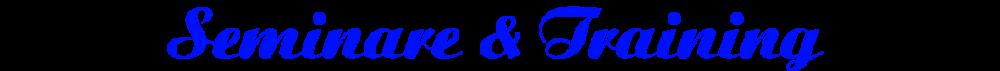 Seminare & Training Logo